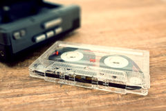 Vintage tape Royalty Free Stock Photo