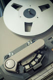 Vintage Tape Recorder Royalty Free Stock Photography