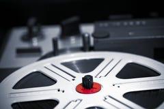Vintage Tape Recorder Stock Image