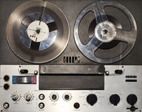 Vintage Tape Recorder Stock Photography