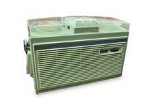 Vintage tape recorder Royalty Free Stock Image
