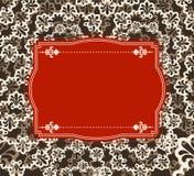 Vintage tapestry background. Stock Photo