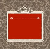 Vintage tapestry background. Stock Images
