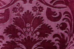 Vintage tapestry fabric Royalty Free Stock Photography