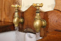 Vintage Taps Royalty Free Stock Images
