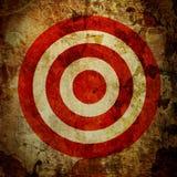 Vintage target Stock Photos