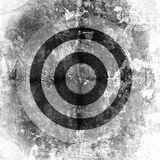 Vintage target Royalty Free Stock Photography