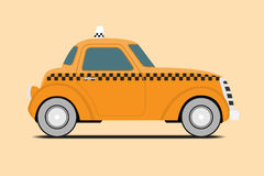 Vintage Taxi. Stock Photography