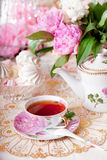 Vintage Tea Stock Photos