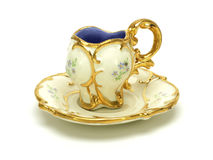 Vintage Tea Cup Stock Image
