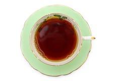 Vintage Tea Cup Stock Image