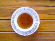 vintage tea cup Stock Photos