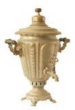 Vintage tea samovar Royalty Free Stock Image