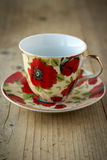 Vintage teacup Royalty Free Stock Photo