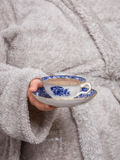Vintage Teacup Stock Photography
