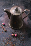 Vintage teapot Stock Photography