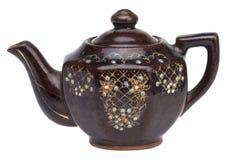 Vintage Teapot Stock Photo