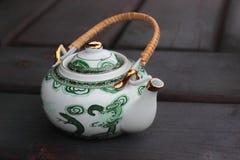 Vintage teapot Stock Photos
