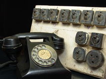 Vintage technology Royalty Free Stock Images