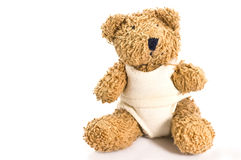 Vintage teddy bear Royalty Free Stock Photography