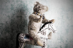 Vintage Teddy bear Royalty Free Stock Image