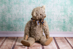 Vintage Teddy bear Stock Photography