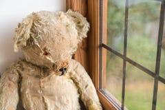 Vintage Teddy Bear Royalty Free Stock Photos