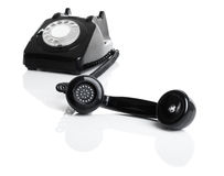 Vintage telephone Royalty Free Stock Photo