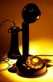 Vintage Telephone. Photo of a VIntage Telephone Royalty Free Stock Image
