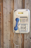 Vintage telephone Royalty Free Stock Image