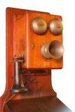 Vintage Telephone Stock Image