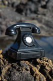 Vintage Telephone Royalty Free Stock Images