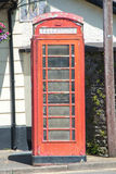 Vintage Telephone box Royalty Free Stock Photo