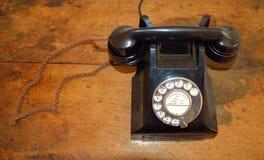 Vintage Telephone Royalty Free Stock Photography