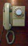 Vintage telephone Royalty Free Stock Photos