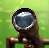 Vintage Telescope Royalty Free Stock Photo