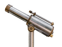 Vintage Telescope Royalty Free Stock Photography