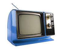 Vintage Television Stock Photos