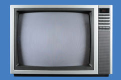Vintage television Royalty Free Stock Photography