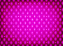 Illustration of A Lighting Pink Net Background Stock Images
