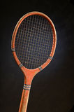 Vintage Tennis Racket Royalty Free Stock Photo
