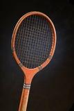 Vintage Tennis Racket Royalty Free Stock Photo