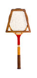 Vintage Tennis Racket royalty free stock photos
