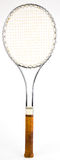 Vintage Tennis Racquet Royalty Free Stock Images