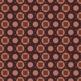 Vintage textile. Seamless pattern inspired by retro style Royalty Free Stock Photo