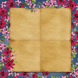 Vintage texture background Stock Images