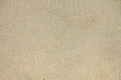 Vintage texture of granular heavy cardboard Stock Photos