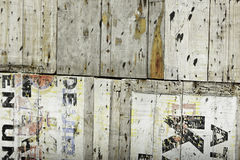 Vintage texture. On a old wooden fence Royalty Free Stock Photos
