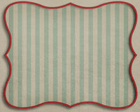 Vintage textured background with frame. Royalty Free Stock Photo
