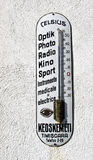 Vintage thermometer Royalty Free Stock Photography